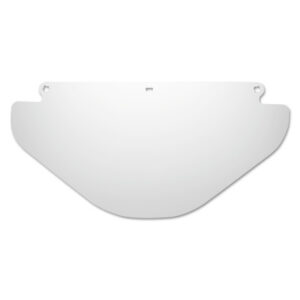3M Personal Safety Division Wide Clear PETG Faceshield WE96X