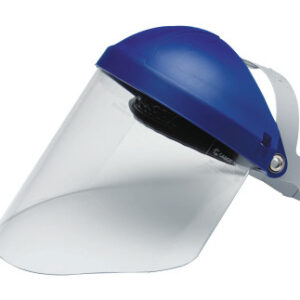 3M Personal Safety Division Clear Propionate Faceshield W96