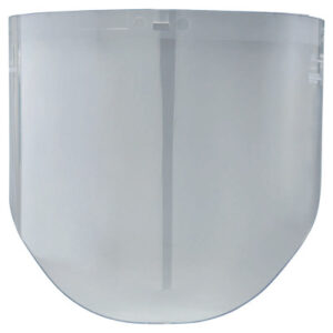 3M Personal Safety Division Clear Polycarbonate Faceshield WP96