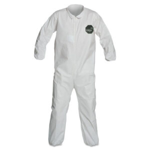 DuPont  ProShield® 50 Collared Coveralls w/Elastic Wrists/Ankles
