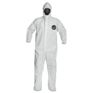 DuPont  ProShield® 50 Hooded Coveralls with Elastic Wrists/Ankles