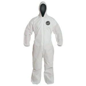DuPont  Proshield® 10 Coveralls White with Attached Hood