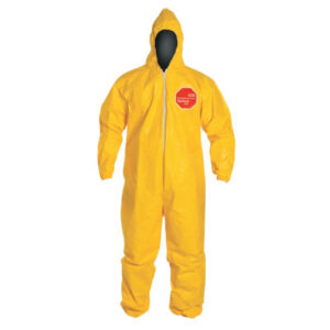 DuPont  Tychem® 2000 Coveralls with Attached Hood
