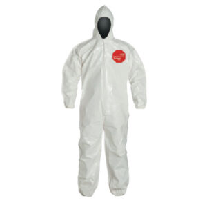 DuPont  Tychem® SL Coveralls with attached Hood