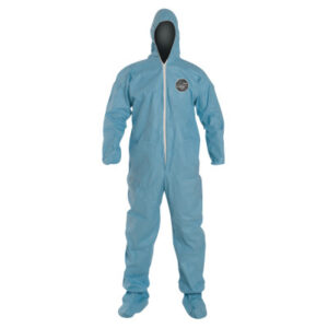 DuPont  Tempro® Coveralls with Attached Hood and Integrated Socks