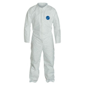 DuPont  Tyvek® 400 Collared Coveralls w/Open Wrists/Ankles