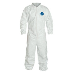 DuPont  Tyvek® Coveralls with Elastic Wrists and Ankles