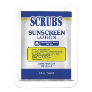 SCRUBS® Sunscreen Lotions