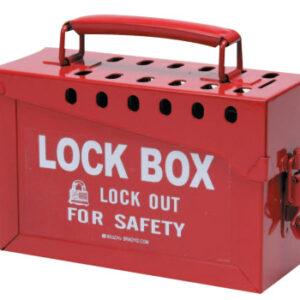 Brady Lock Boxes