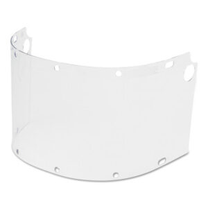 Honeywell Fibre-Metal® Faceshield Windows for Dual Crown Series