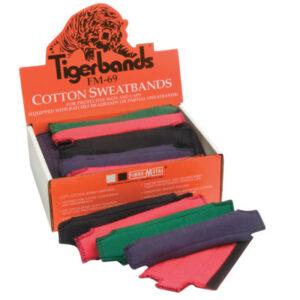 Honeywell Fibre-Metal® SuperEight Cotton Jersey Sweatbands