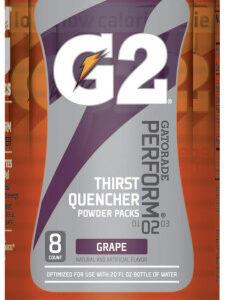 Gatorade® G2 Powder Sticks