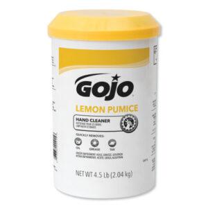 Gojo Lemon Pumice Hand Cleaners