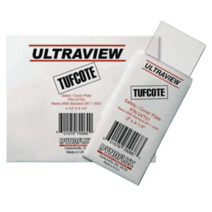 Dynaflux TUFCOTE Dual Purpose Safety / Cover Lens