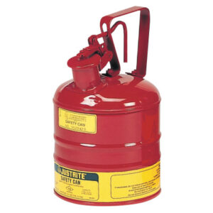 Justrite Type l Safety Cans for Flammables