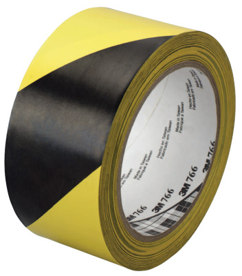 3M Industrial Hazard Marking Vinyl Tapes