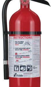 Kidde PRO 210 Consumer Fire Extinguishers
