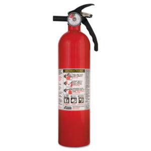 Kidde FA110 Multipurpose Home Fire Extinguisher