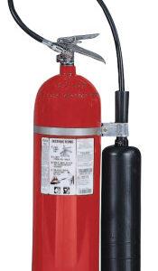 Kidde ProLine Carbon Dioxide Fire Extinguishers - BC Type
