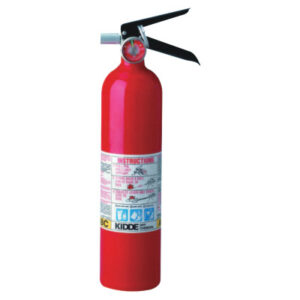Kidde ProLine Multi-Purpose Dry Chemical Fire Extinguishers - ABC Type