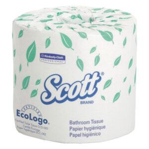 Kimberly-Clark Professional Scott Standard Roll Bathroom Tissue