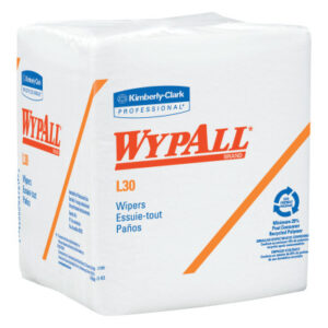 Kimberly-Clark Professional WypAll L30 Wipers