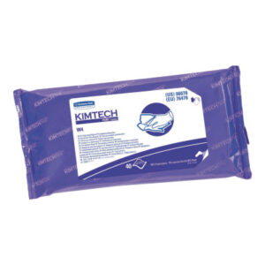 Kimberly-Clark Professional Kimtech Pure+E397 CL4 Pre-Saturated Wipers