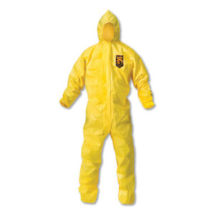 Kimberly-Clark Professional  KleenGuard®  A70 Chemical Splash Protection Coveralls