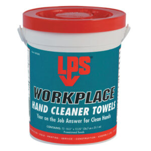 LPS WorkPlace Hand Cleaner Towels