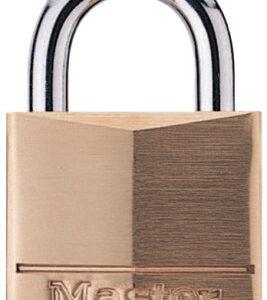 Master Lock No. 130 Solid Brass Padlocks