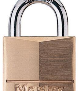 Master Lock No. 140 Solid Brass Padlocks