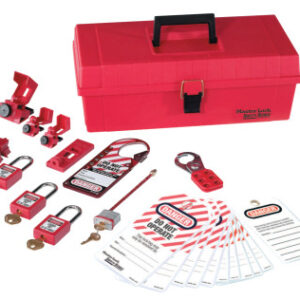 Master Lock Safety Series Personal Lockout Kits