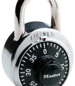 Master Lock No. 1500 Combination Padlocks