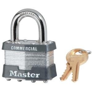 Master Lock Laminated Padlocks Keyed Alike Key Code 2001