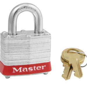 Master Lock Steel Body Safety Padlocks