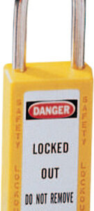 Master Lock No. 410 & 411 Lightweight Xenoy Safety Lockout Padlocks