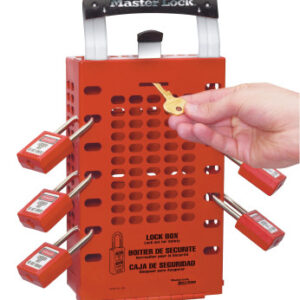 Master Lock Safety Series Latch Tight Lock Boxes