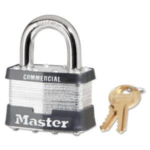 Master Lock Laminated Steel Pin Tumbler Padlocks