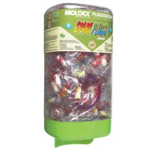 Moldex Plugstation® Dispenser with SparkPlugs® Earplugs