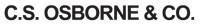 CS Osborne & Co Logo