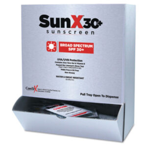 First Aid Only® SunX30 Sunscreen Lotion Packets