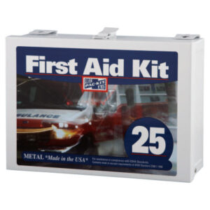 First Aid Only® 25 Person Industrial First Aid Kits
