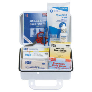First Aid Only® 10 Person ANSI Plus First Aid Kits