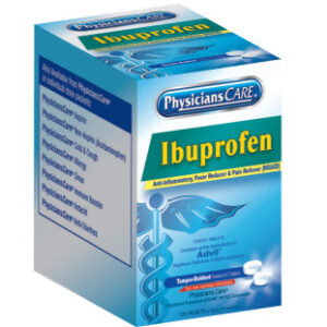 First Aid Only® PhysiciansCare® Ibuprofen Tablets