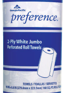 Georgia-Pacific Preference Perforated Paper Towels