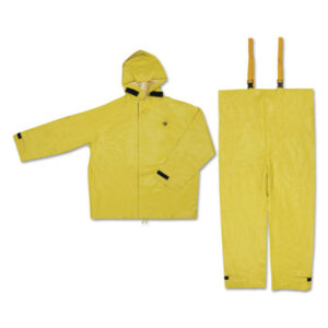 MCR Safety Hydroblast Suit Jackets with Attached Hoods & Bib Pants