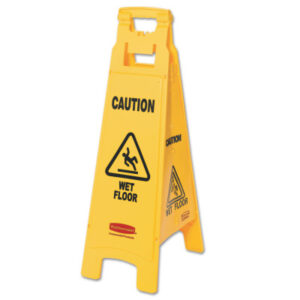 Rubbermaid Commercial Floor Safety Signs
