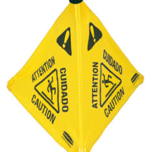Rubbermaid Commercial Floor Pop-up Safety Cones