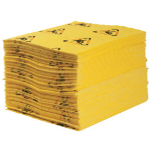 Brady SPC High Visibility Safety and Chemical Absorbent Mat