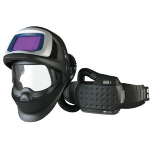 3M Personal Safety Division Adflo PAPR with 3M Speedglas Welding Helmet 9100FX Air